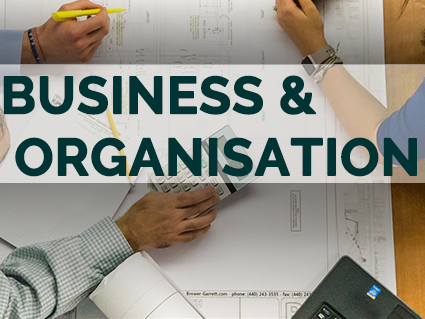 Business & Organisationen